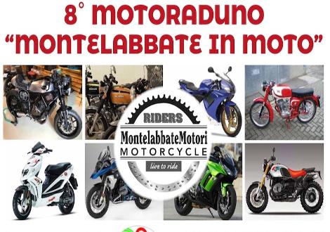 "8° Motoraduno ""Montelabbate in moto"" – 73° ""Sagra delle Pesche"""