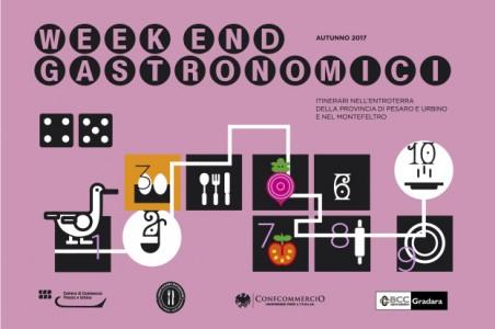 Week End Gastronomico – Domenica 22 Ottobre