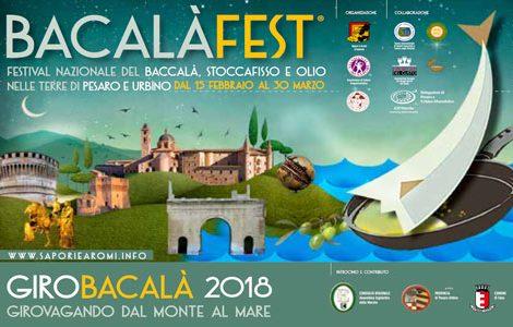 "BacalàFest: ""GiroBacalà"""