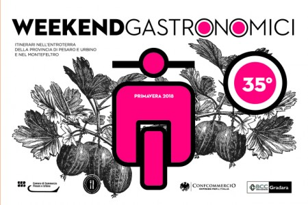 Week End Gastronomico – Domenica 8 Aprile