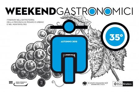 Week End Gastronomico – Domenica 28 Ottobre